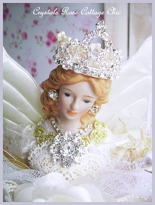 Royal Princess Angel Custom Order