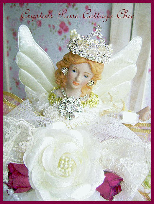 Royal Princess Angel Custom Order
