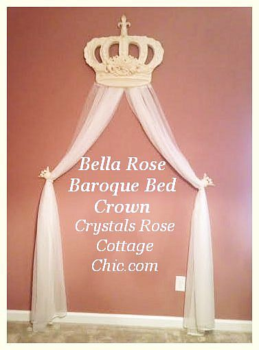 Bella Rose Bed Crown