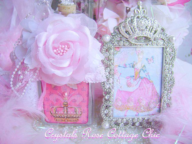 Fleur De Lis Crown Frame