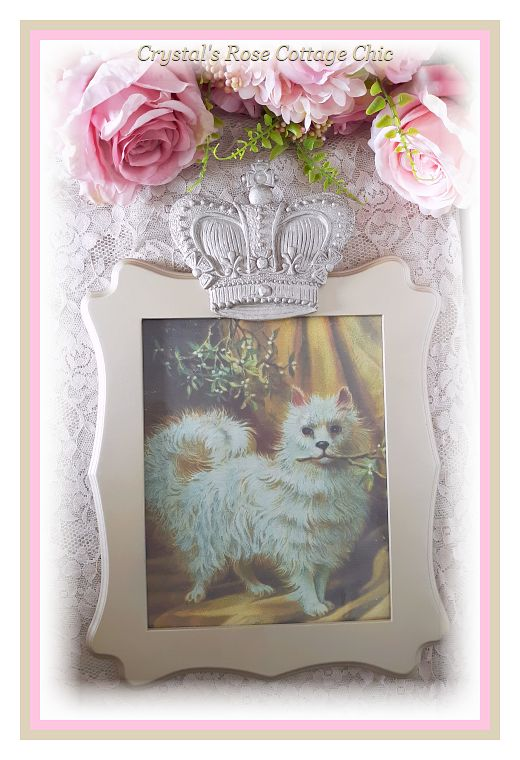 """8"""" x 10"""" Vertical Crown Frame...Color Choices"""