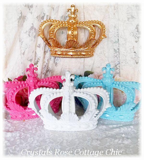Fleur de Lis Crown..Color Choices