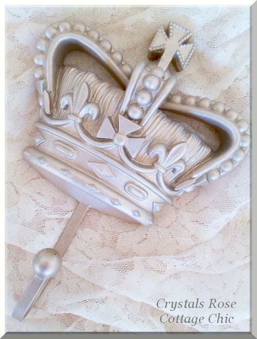 British Crown Hook ...Color Choices