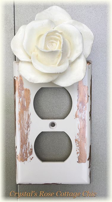 Romantic Rose Outlet Cover...Color Options