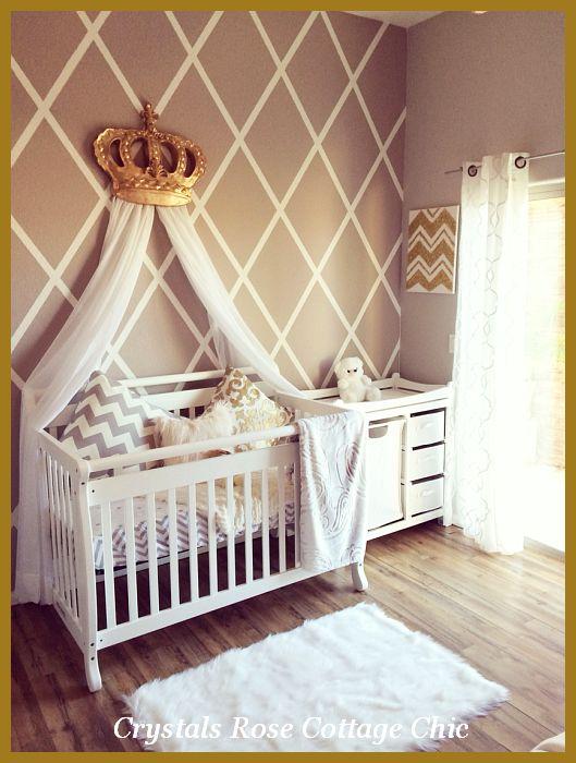 Fleur de Lis Baroque Bed Crown ...Color Choices