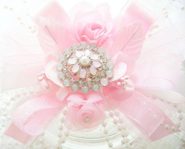 Pink Romance Candy/Trinket Dish