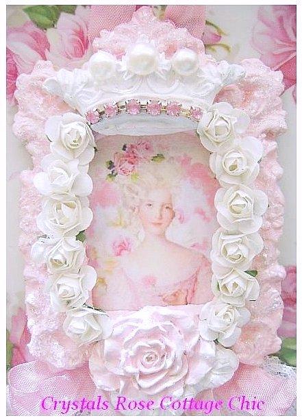 Shabby Pink Marie Antoinette