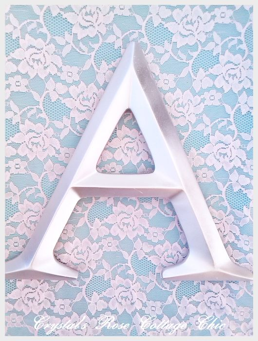 Wall Letter / Initials ...Color Choices