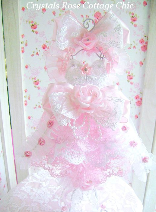 Pink Princess Dress Form