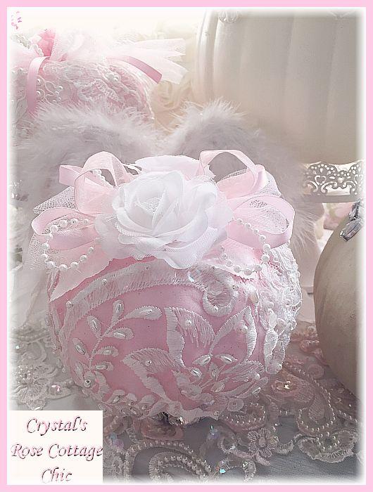 Romantic Rose Pink Pumpkin