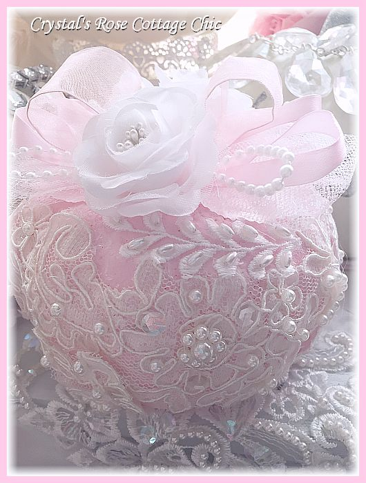 Romantic Rose Pink Pumpkin