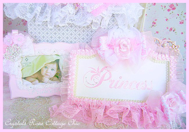 Pink Princess Sign