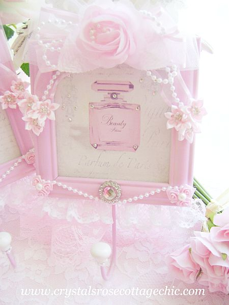 Parfum De Paris Powder Room Plaque
