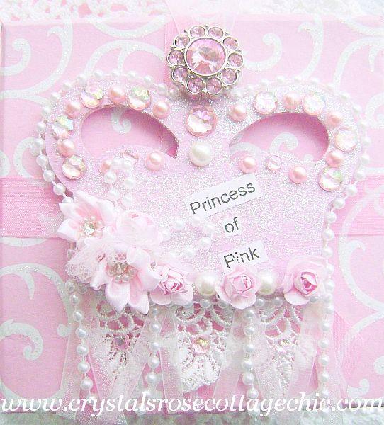 Princess of Pink Crown