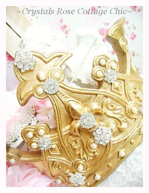 Custom Royal Elegance Crown Canopy Order