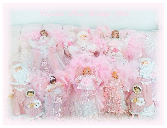 Chic Pink Christmas