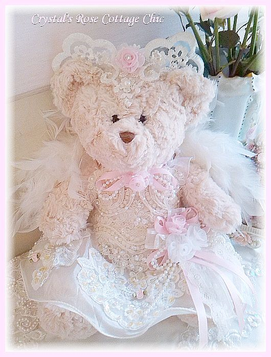 Princess Mona Angel Bear