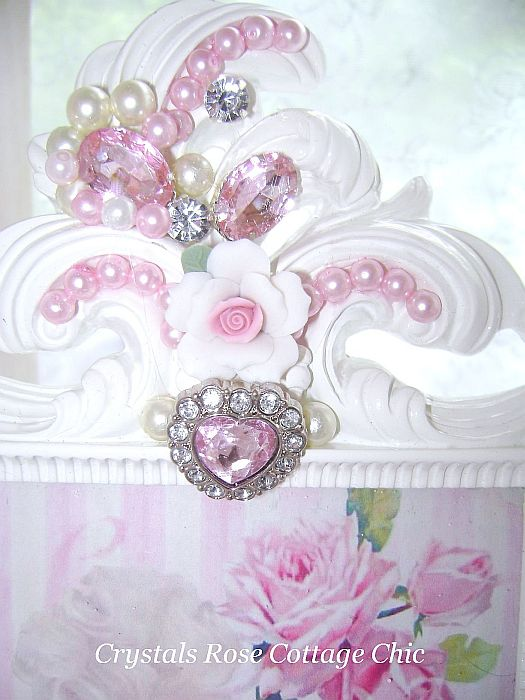 Frenchy Pink Princess Bejeweled Frame