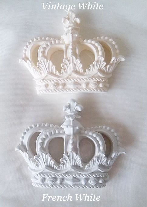 Crown Ornament..Color Choices..Free Shipping