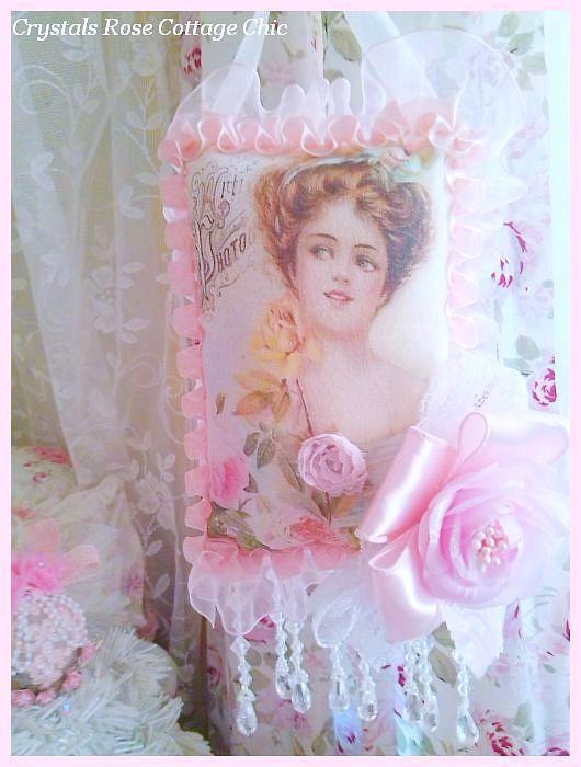 Victorian Romance Sachet