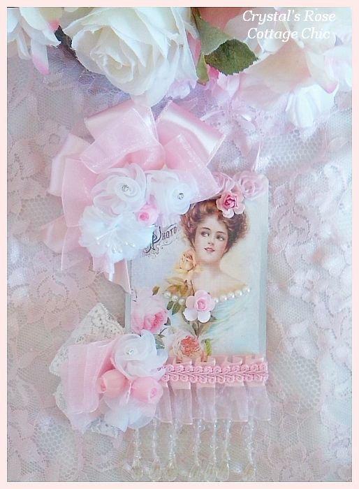 Victorian Romance Plaque