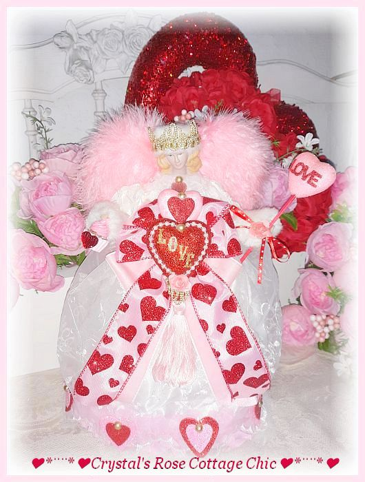Valentine's Day Angel of Love