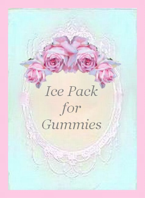 Ice Pack for Gummies