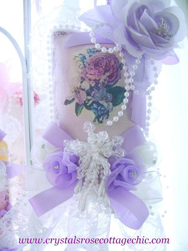 Lavender Rose Sachet