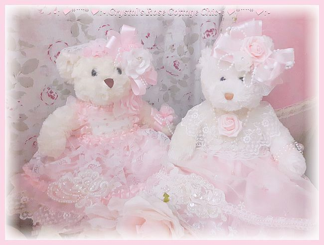 Shabby Chic Boutique Bear Order