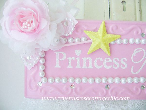 Pink Princess Decor