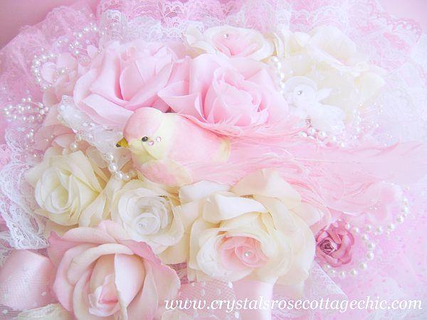 Bed of Roses Decorative Keepsake Box