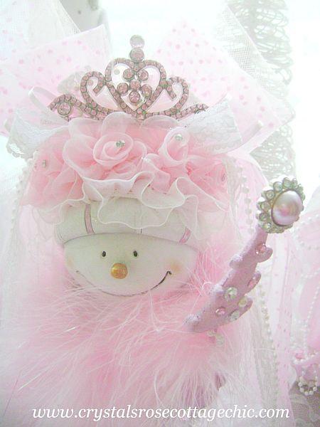 Pink Snow Princess