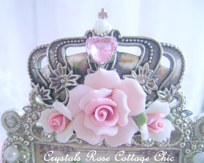 Victorian Crown Frame Audrey Hepburn