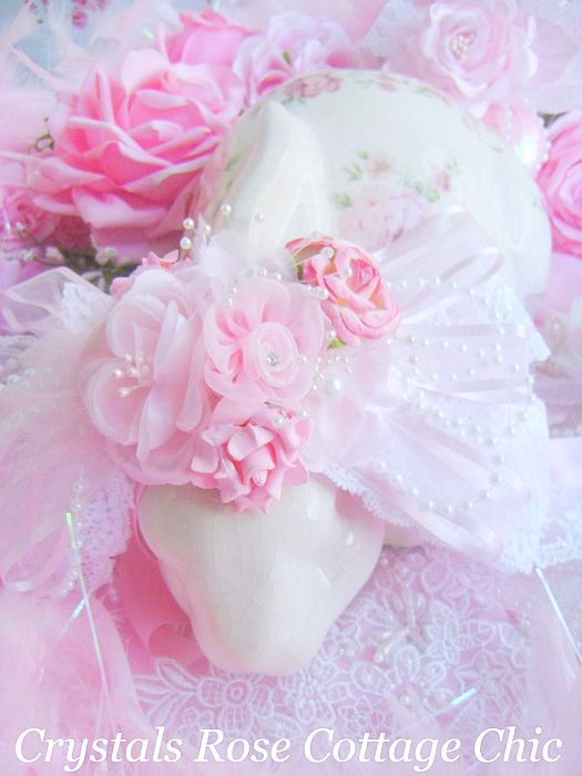 Shabby Roses Bunny Love 2
