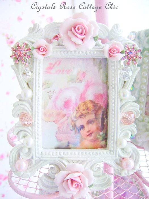 Sweet and Shabby Petite Frame