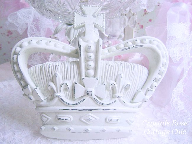 Royal British Crown Distressed...Color Choices