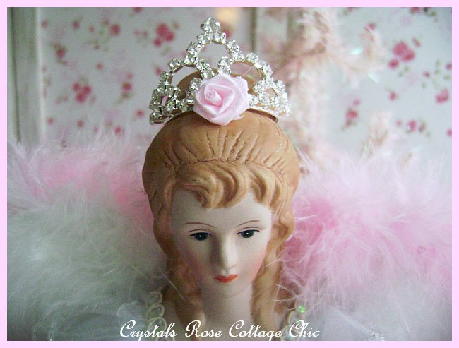 Sugarplum Princess Angel Size 16.5""