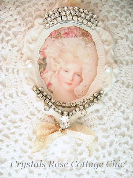 Vintage Bliss Shabby French Chic Marie Antoinette